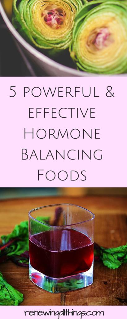5 powerful & effective Hormone Balancing Foods