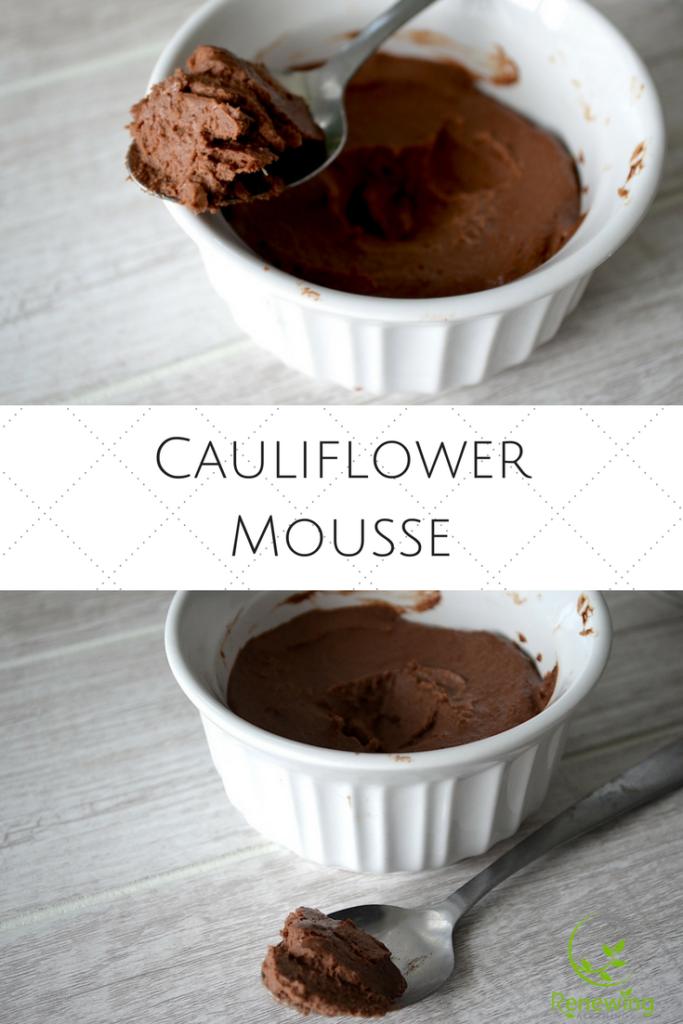 Cauliflower Mousse