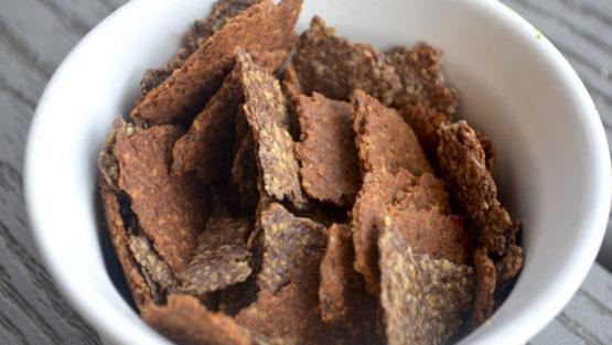 keto crackers
