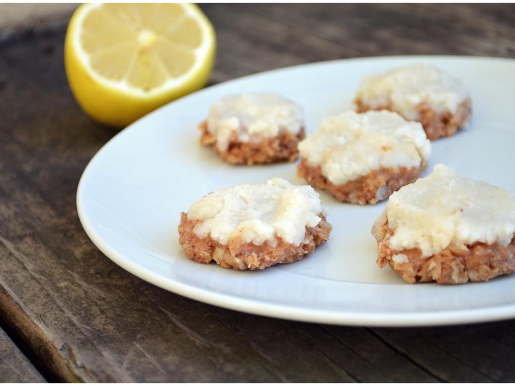 Lemon Glazed Cookies