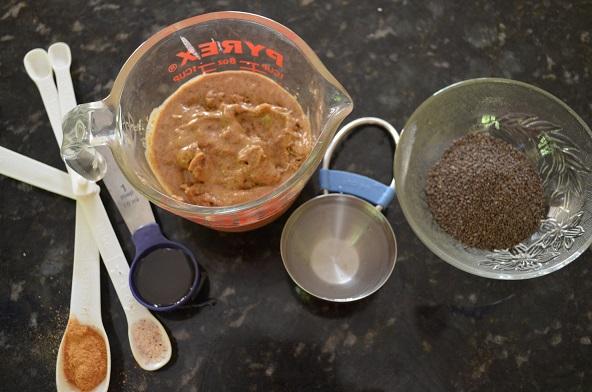 almond ingredients