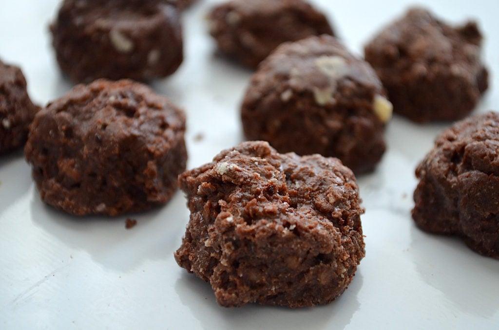 brownie paleo macaroons