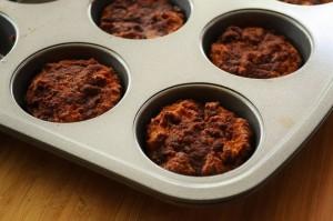 bun muffin