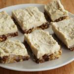 cashew cheese cake bars2
