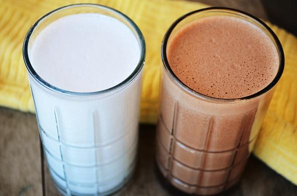 coconut chocolate milk