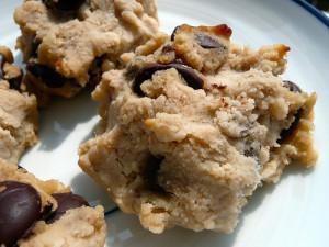 cookie batter