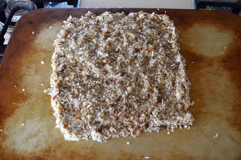 date crust