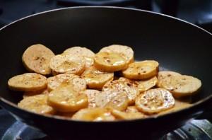 honey plantains