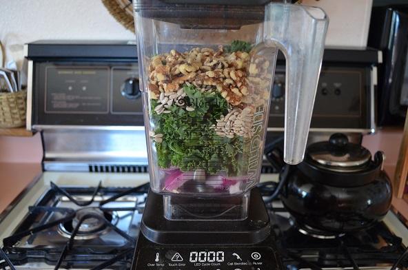 kale blender