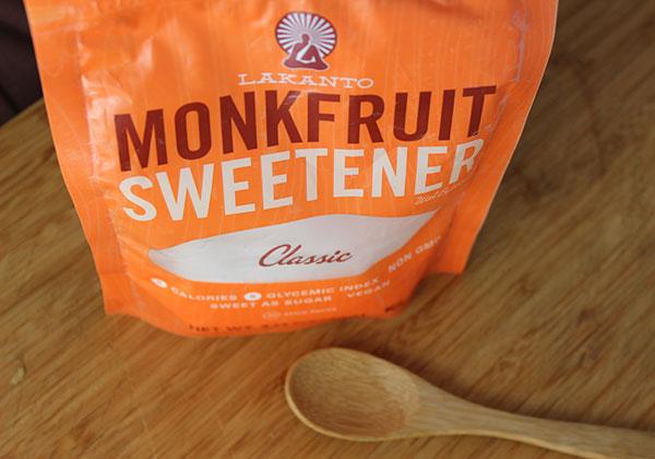 Healthy Sugar! Lakanto Monk Fruit Sweetener