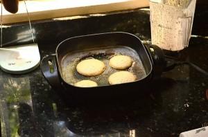 quinoa baking