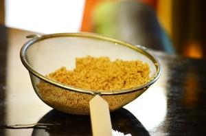 quinoa- dry