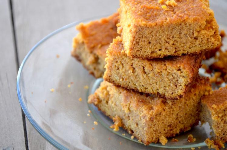 paleo sweet potato bread